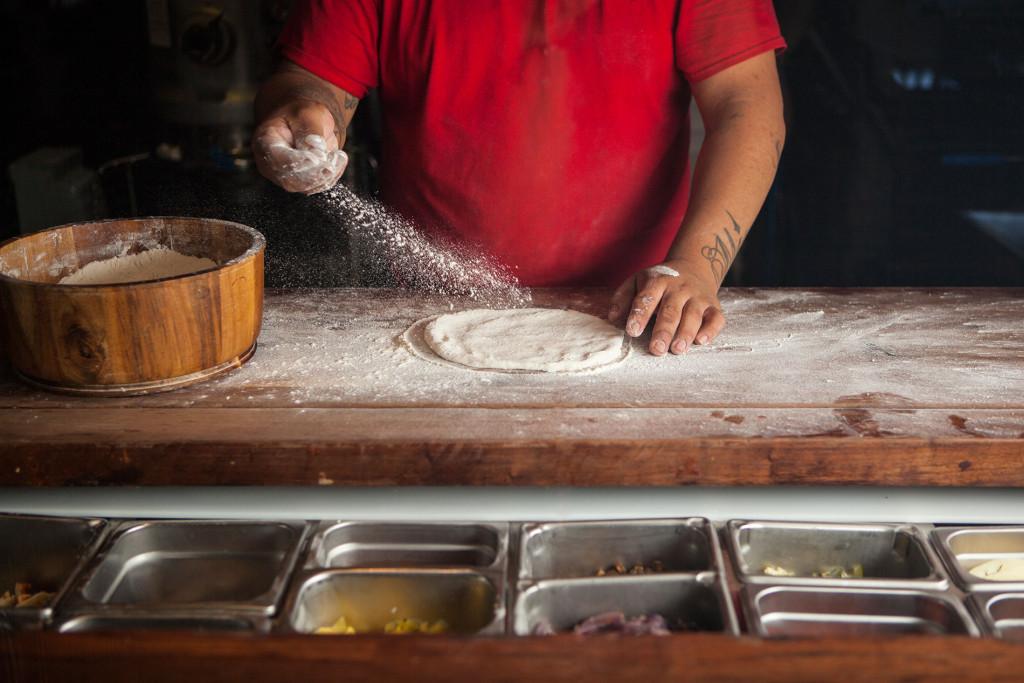 wood fired pizzeria gelato spot
